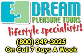 dreampleasuretours.com